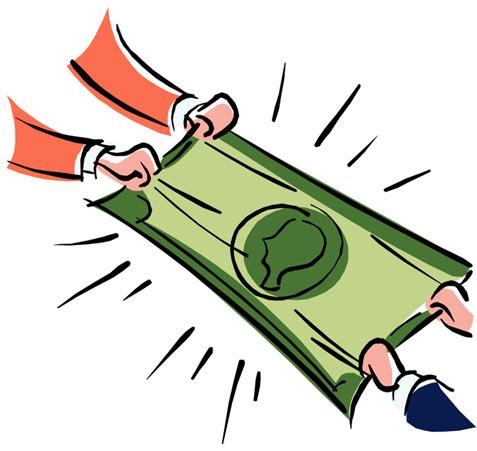 борьба за деньги
